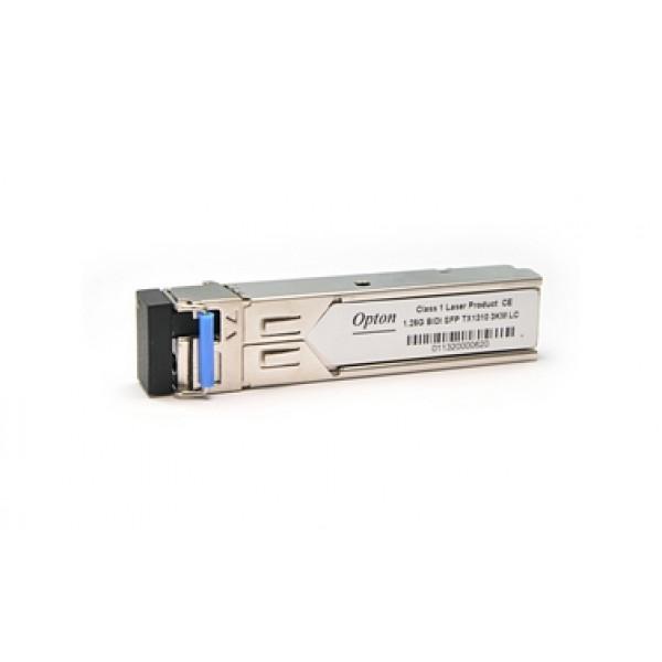 Opton SFP WDM31-LC SM 3km 1.25G DDM