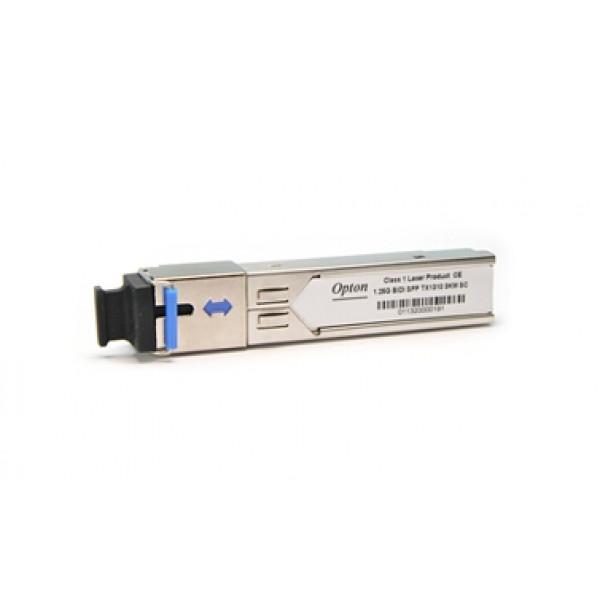 Opton SFP WDM31-SC SM 20km 1.25G DDM