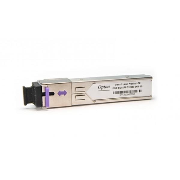 Opton SFP WDM55-SC SM 3km 1.25G DDM
