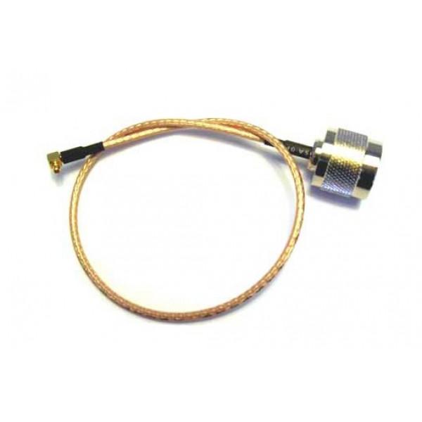 Pigtail kabel MMCX na N Male  20cm