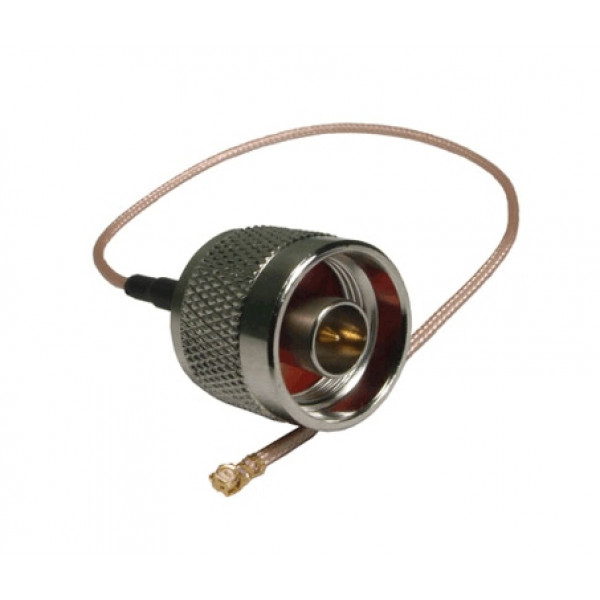 Pigtail kabel N Male na UFL  20cm