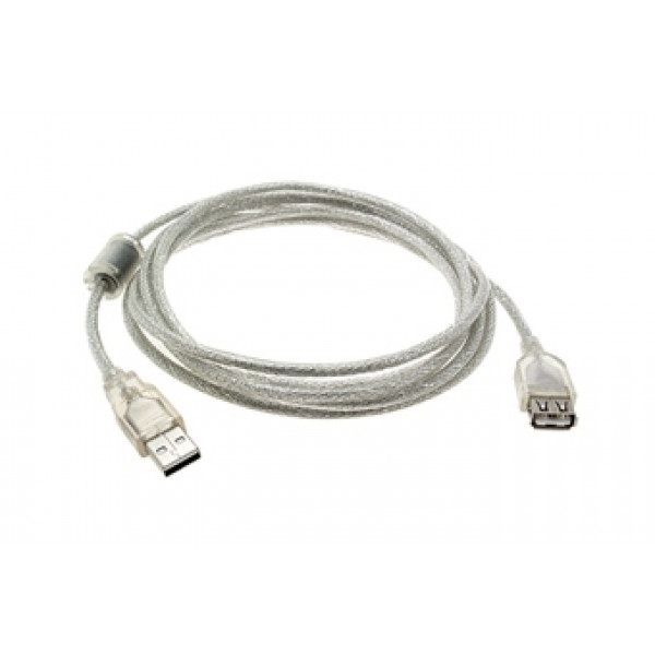 Podaljšek USB 2.0 dual A-A 1.8m