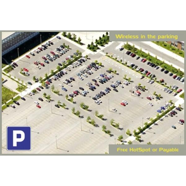 Wireless omrežja za parkirišča