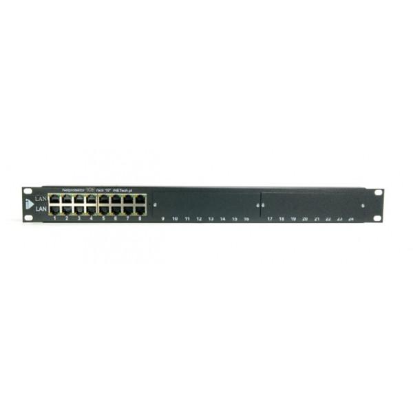 Rack iNetProtect 8G 1U
