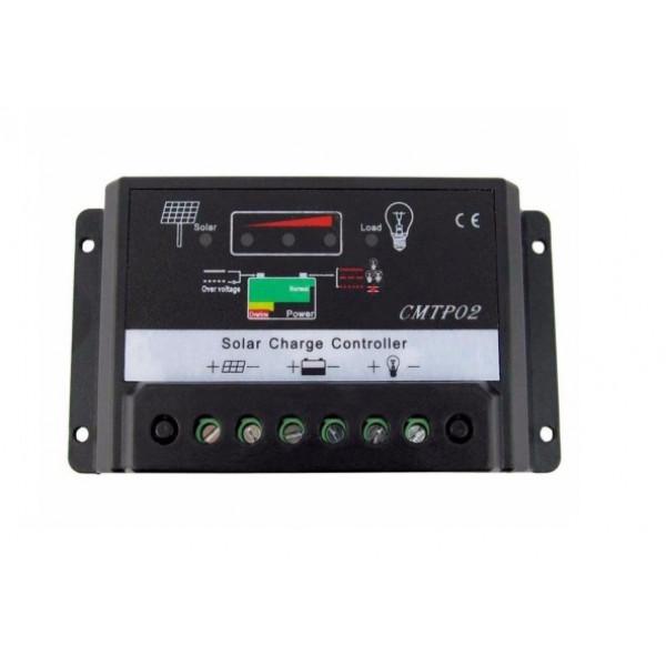Regulator CMTP Sistem 12-24V MPPT 10A