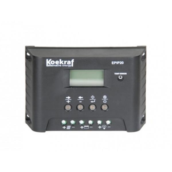 Regulator LCD PMW Sistem 12-24V / 20A