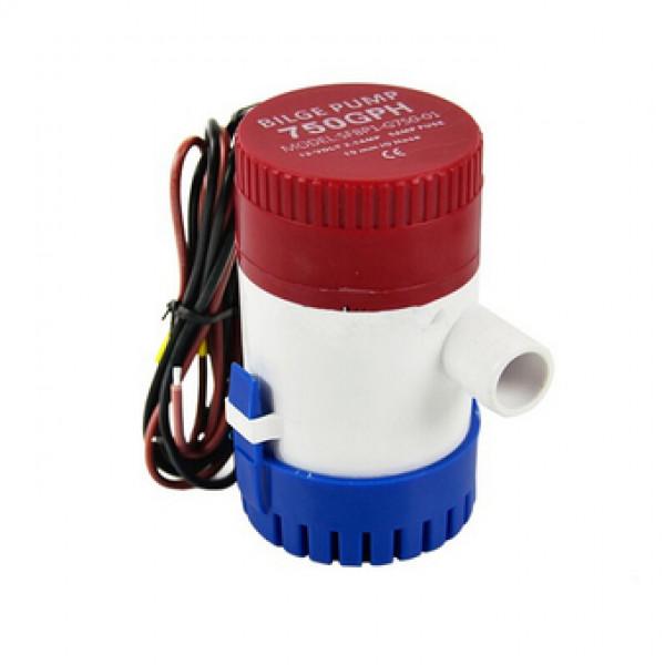 Shur bilge črpalka vode 12V 35W 750GPH