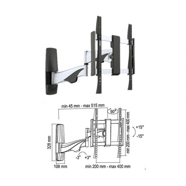 "Signal LCD roka LPA19-442 26-55"""