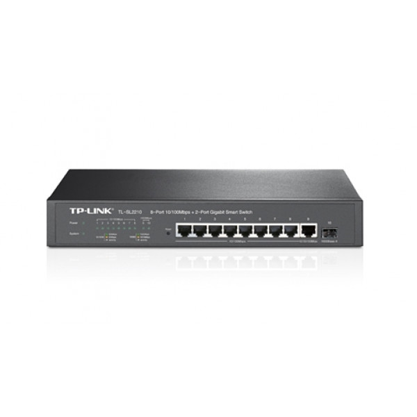 Smart Switch TP Link TL-SL2210 SFP