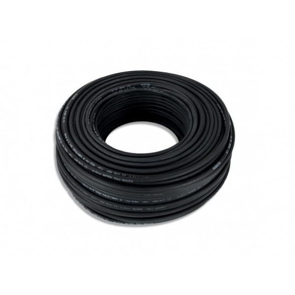 Solarni eno žilen kabel 6mm2 Black