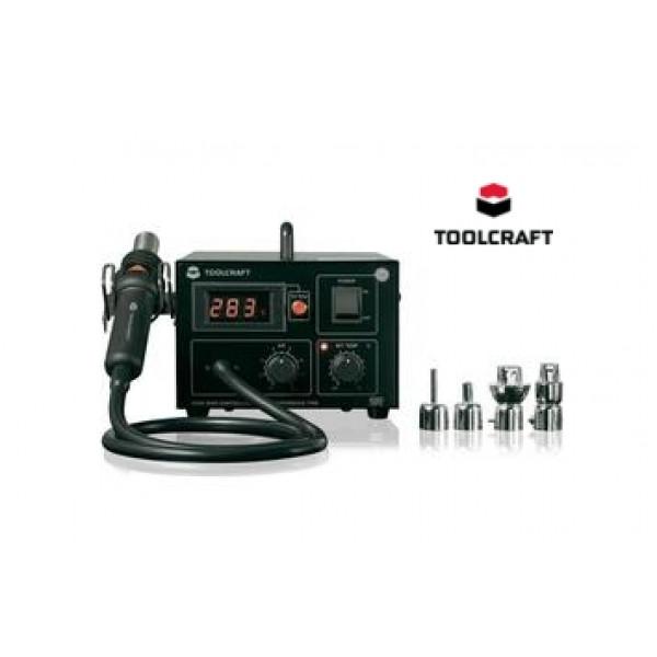 TC spajkalna postaja zrak AT-850D 450W