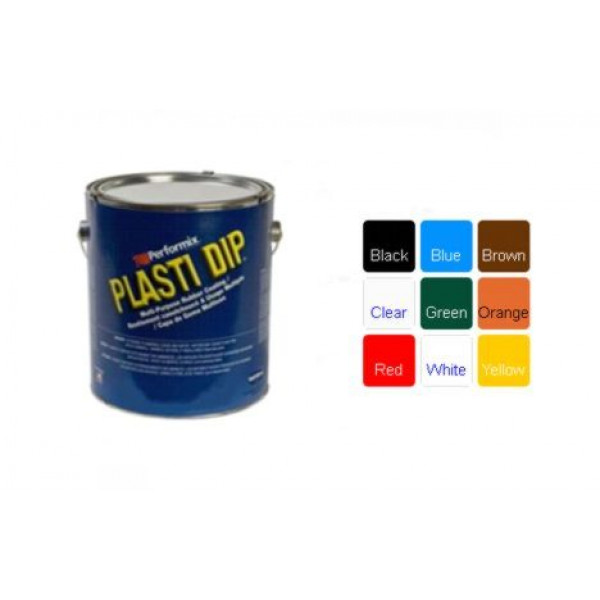 Can neredčen gel Mat PlastiDip 2.5L
