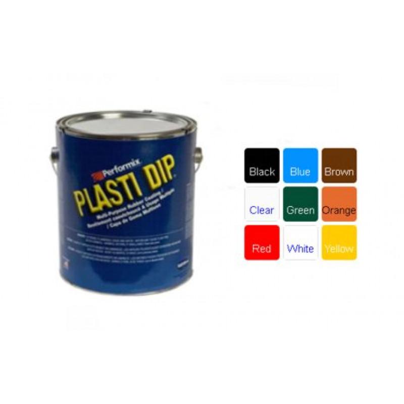 Can neredčen gel Mat PlastiDip 5L