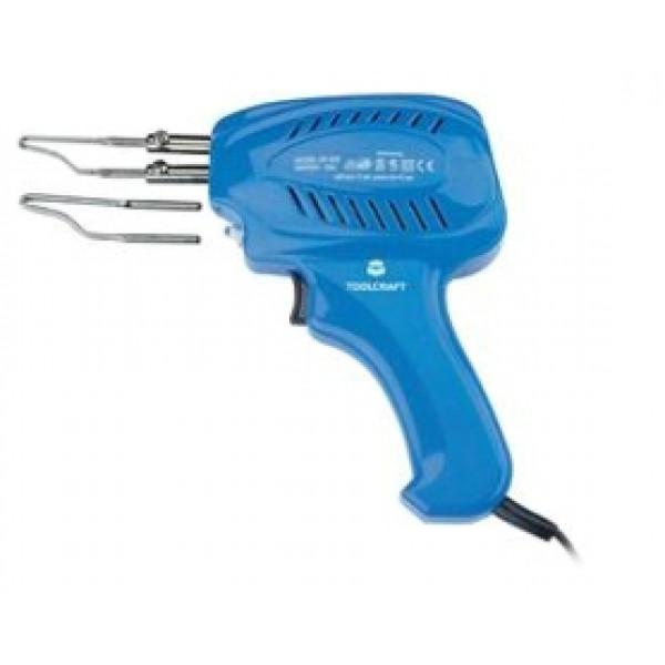 ToolCraft spajkalna pištola 230V/100W