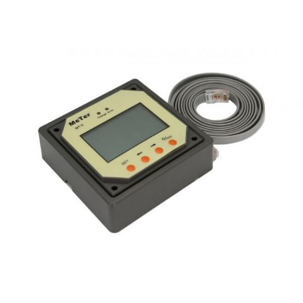 Tracer LCD zaslon za regulacijo MPPT