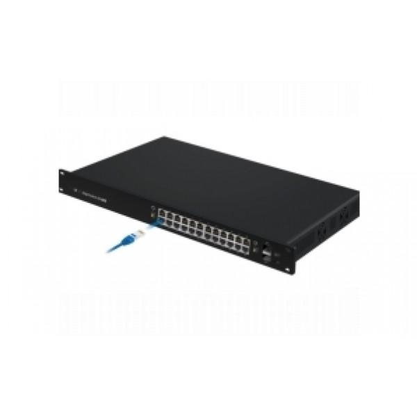 Ubnt EdgeSwitch ES-24-500W 4P