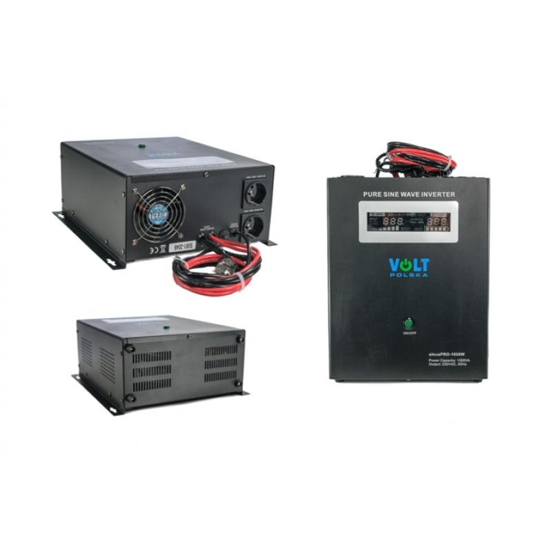 Volt Smart UPS Inverter PRO 12V 1000W