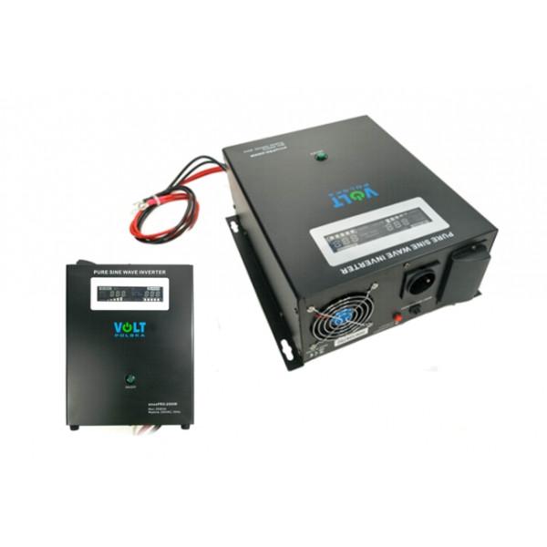 Volt Smart UPS Inverter S-PRO 24V 2500W