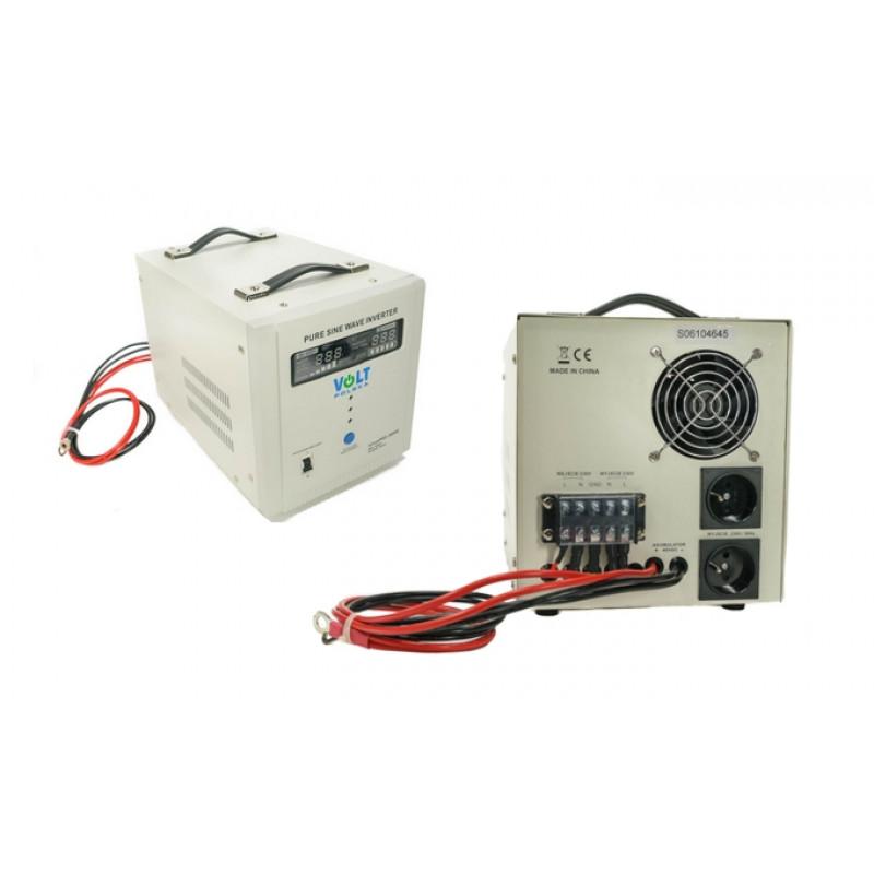 Volt Smart UPS Inverter S-PRO 48V 3000E