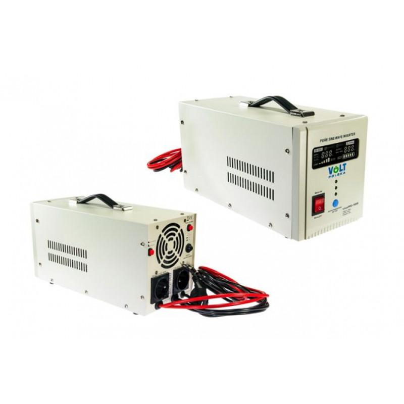 Volt Smart UPS Inverter S-PRO 12V 1000E