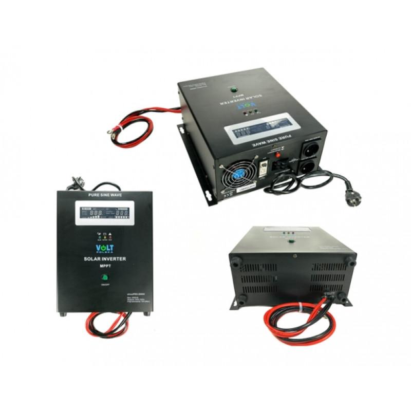 Volt Solar MPPT UPS Inverter S-PRO 24V 2000S - servis