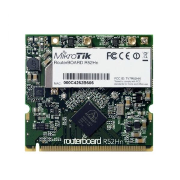 WiFi Mikrotik mPCI Card R52HN