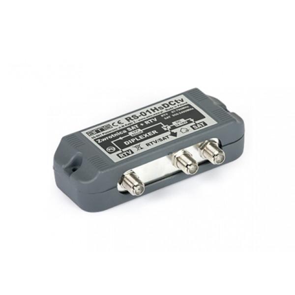 Združevalnik AMS TV-SAT RS-01 DC