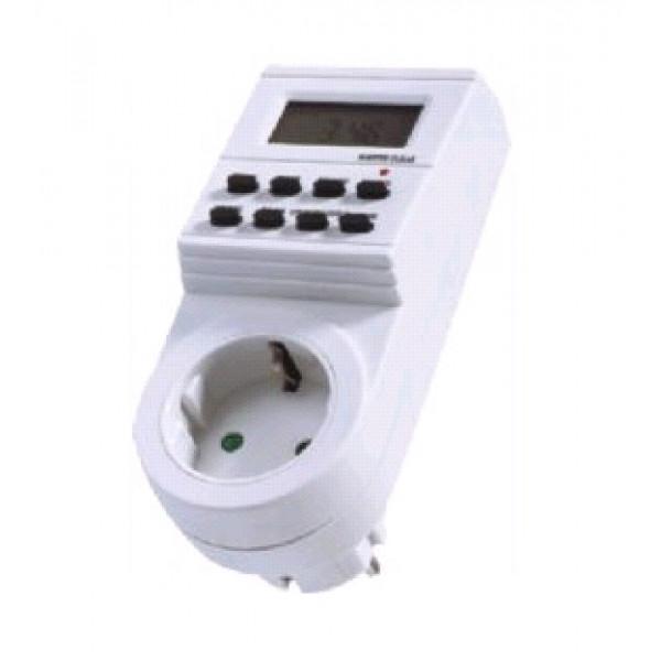 Časovno stikalo LCD 230V