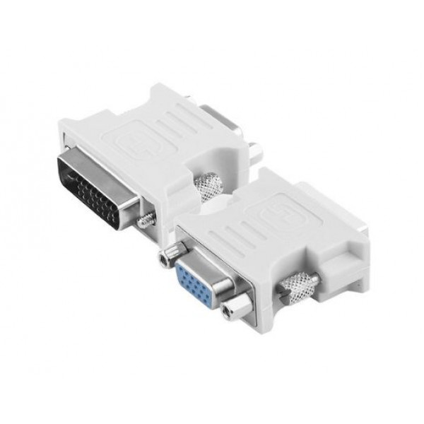 Adapter VGA Female na DVI Male 24+5