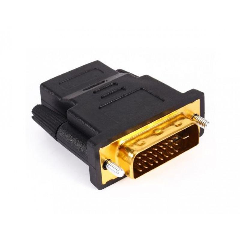 Adapter HDMI FeMale na DVI Male 24+1