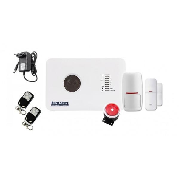 WiFi Security GSM Home Alarm Sistem G0