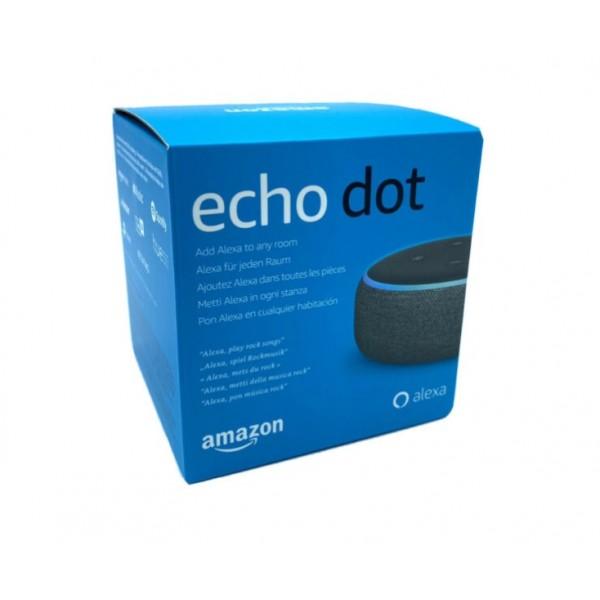 Smart zvočnik Amazon Alexa EchoDot 3.Gen