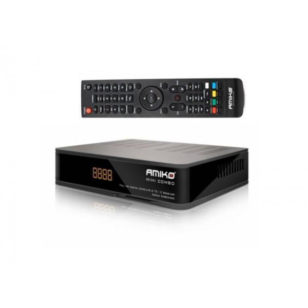 Sprejemnik DVB Amiko Mini Combo HD