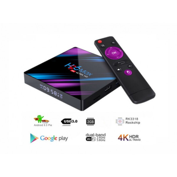 Android TV Box H96 4GB/64GB 4K