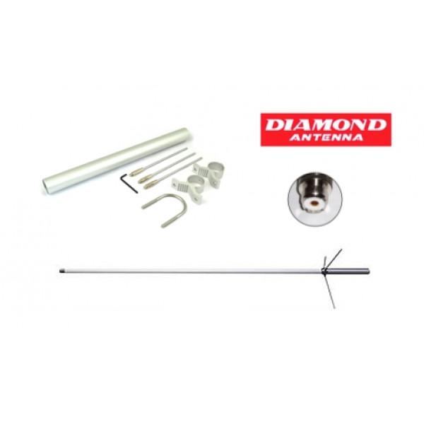 Diamont VHF Antena BC100 134-173MHz