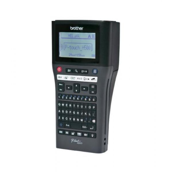 Tiskalnik nalepk Brother PT H500