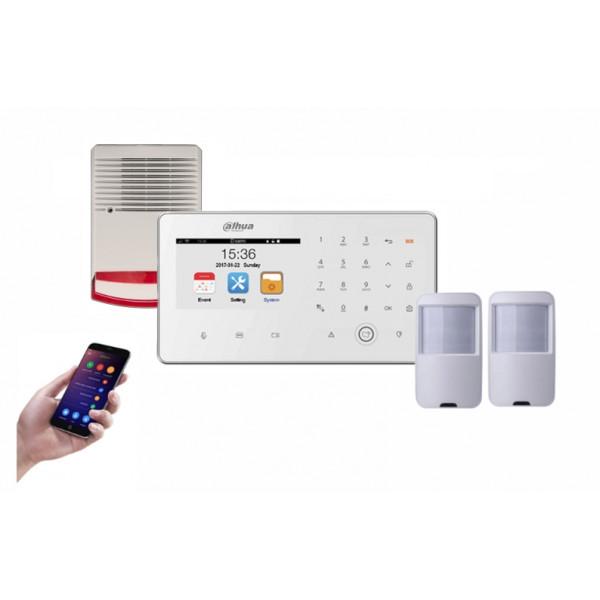 WiFi Dahua GSM Alarm Sistem 5402-GW