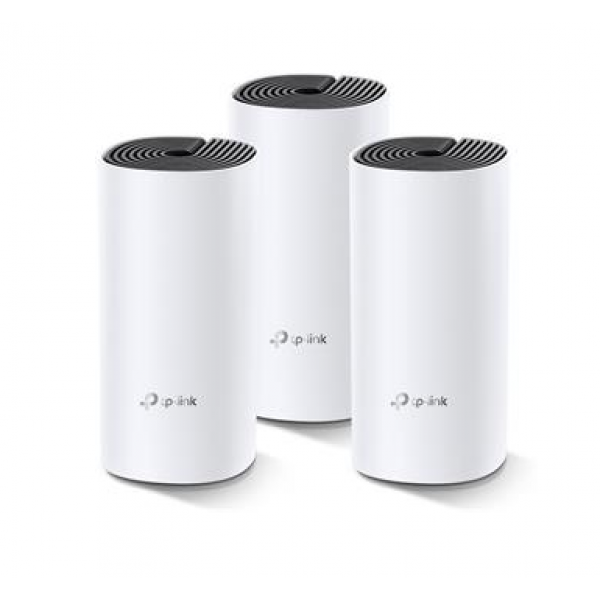 TP-Link 3x Deco M4 Smart Home Mesh Wi-Fi