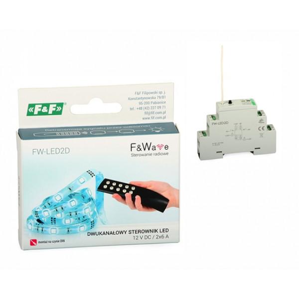 Smart F&Wave Modul FW-LED2D