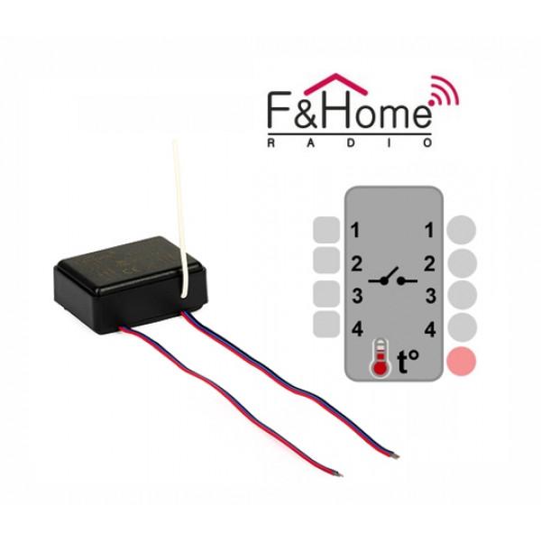 Modul F&Home Stikalo rH-S4T