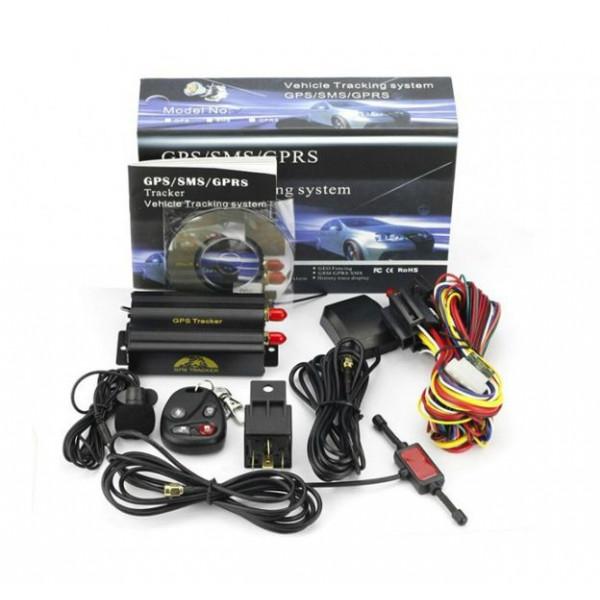 Sledilnik TK103B tracker GPS GSM