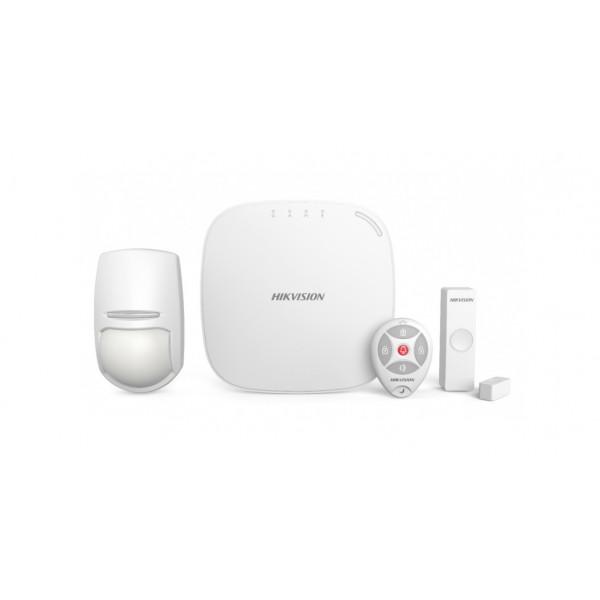 WiFi Hikvision GSM Alarm PWA Sistem