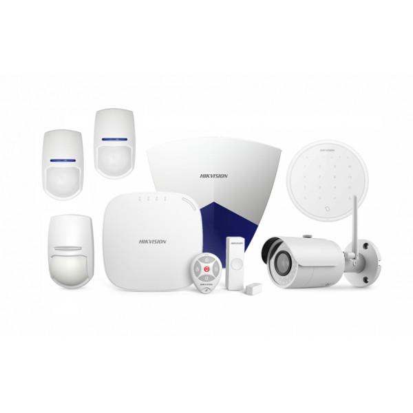 WiFi Hikvision GSM Alarm PWA Sistem XL