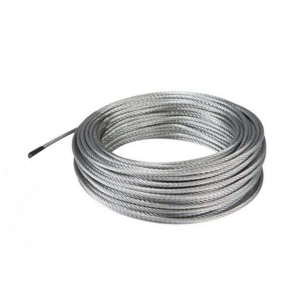 Pletena pocinkana jeklena vrv 3MM