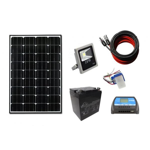 Solarni komplet vikend sistema 12V - 130W