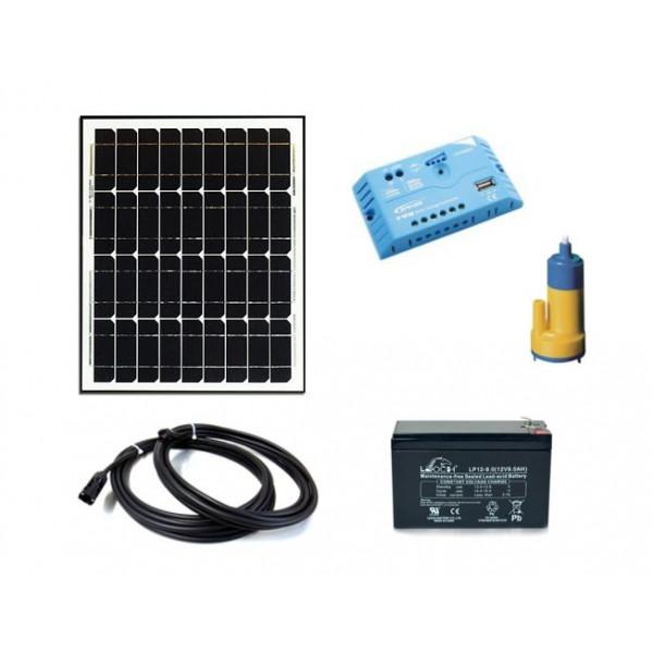 Solarni komplet vrt sistema 12V - 30W