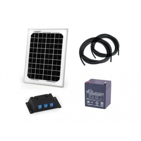 Solarni komplet mini sistema 12V - 10W