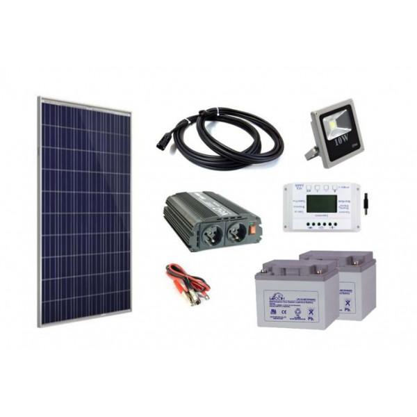 Solarni komplet vikend sistema 24V - 375W