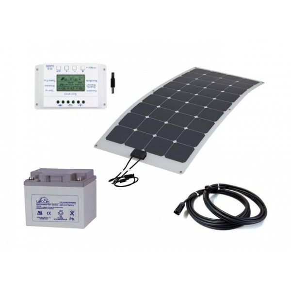 Solarni komplet jaht sistema 12V - 60W