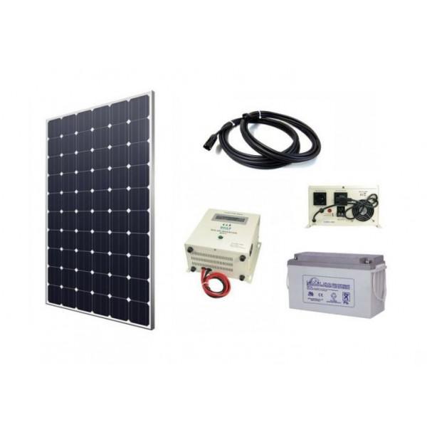 Solarni komplet vikend sistema 12V - 375W